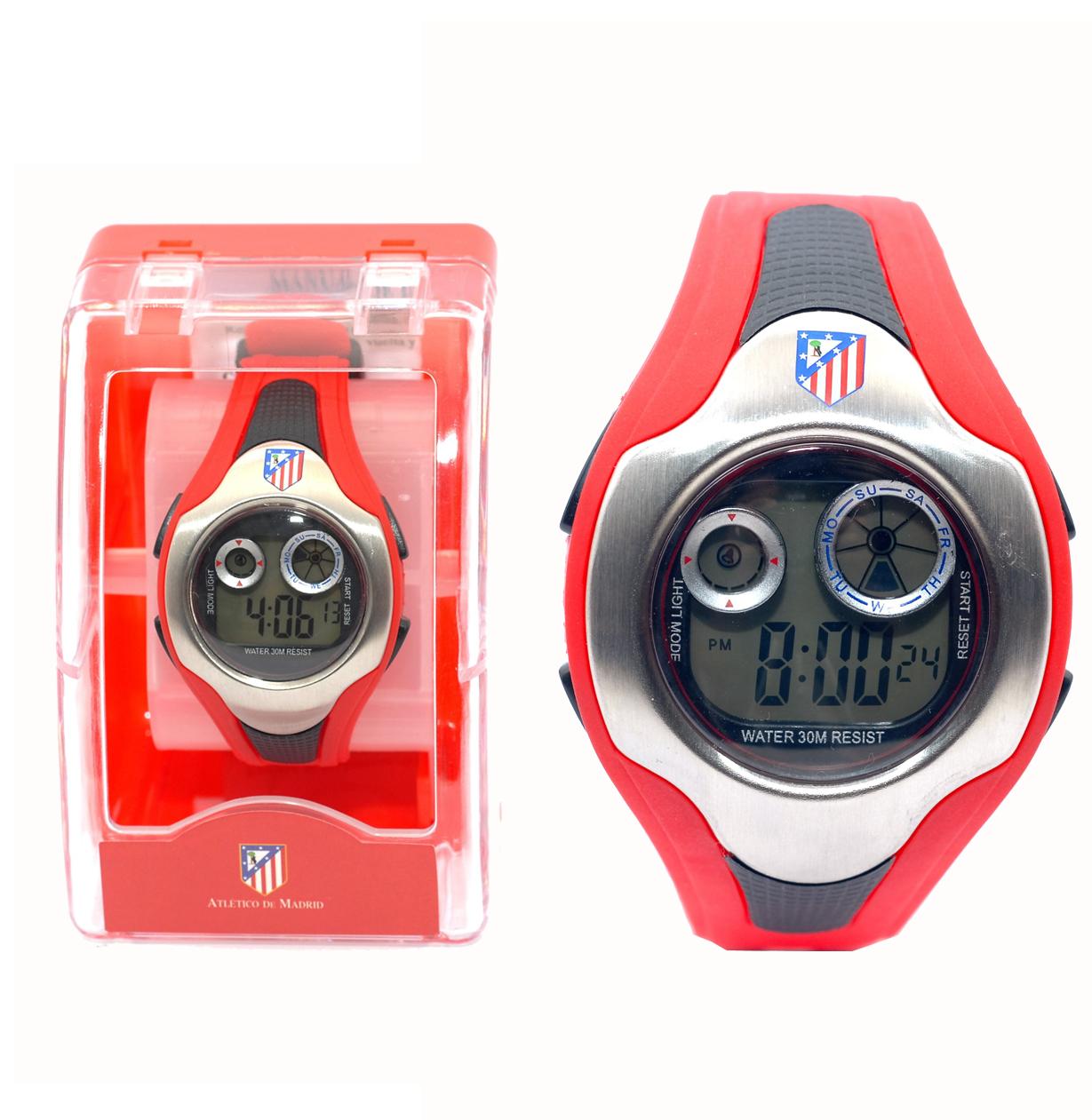 Reloj pulsera digital Juvenil Atletico de Madrid