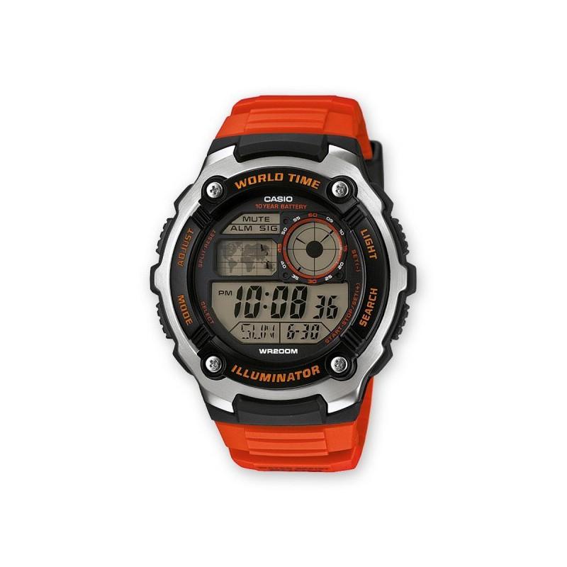 Modelo Reloj Ae 2100w Casio 4a hxQtdsrC