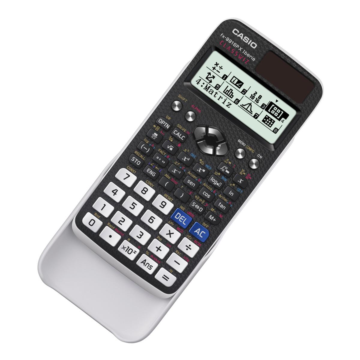 Calculadora científica FX-991SPX II