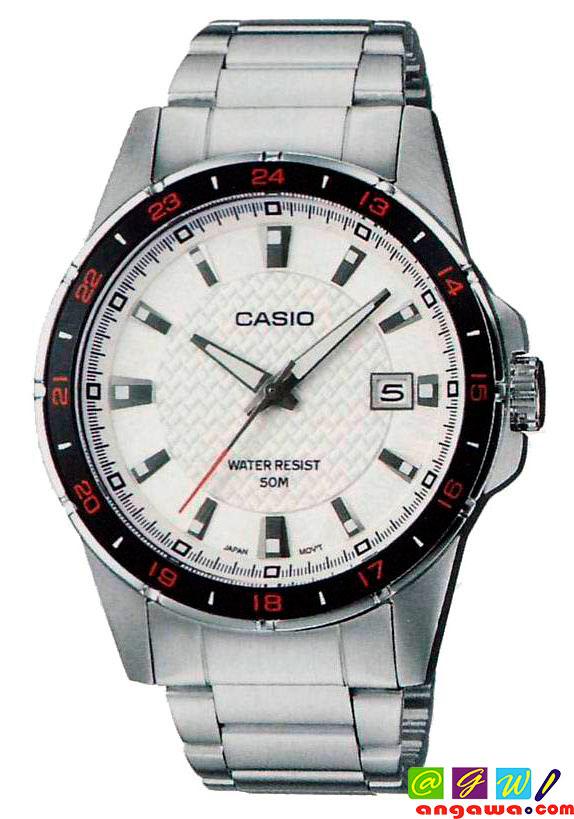 RELOJ CASIO CABALLERO MODELO MTP-1290D-7A