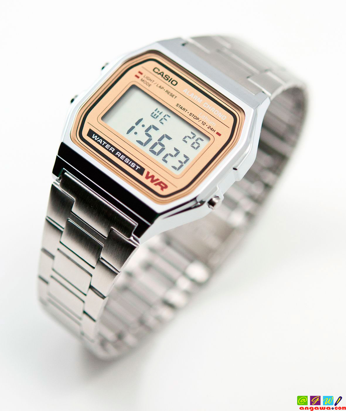 RELOJ CASIO MODELO A-158WE-9E