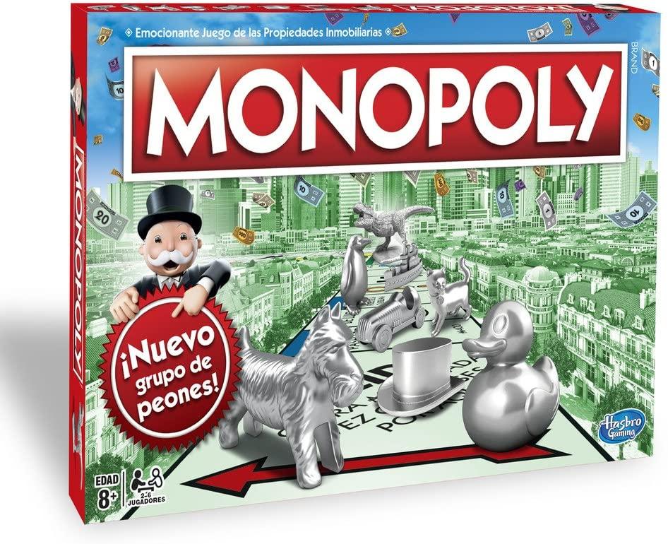 MONOPOLY CLASSIC - MADRID