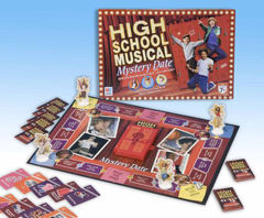 JUEGO CITA MISTERIOSA HIGH SCHOOL MUSICAL¬