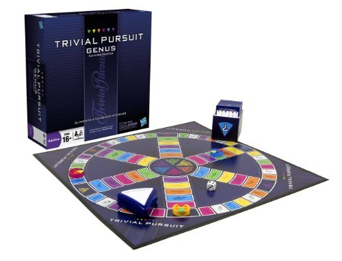 TRIVIAL  PURSUIT GENUS - EDICION MASTER¬