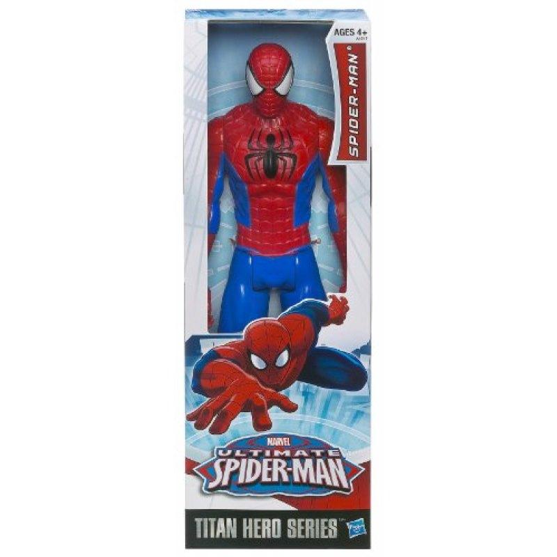 SERIE TITAN HERO SPIDER-MAN
