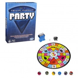 **OFERTA** JUEGO TRIVIAL PURSUIT PARTY¬