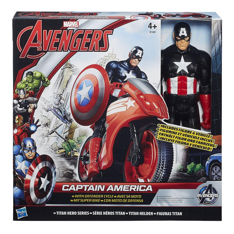 Vehículo con figura Avengers, Modelos Surtidos, 1 Unidad