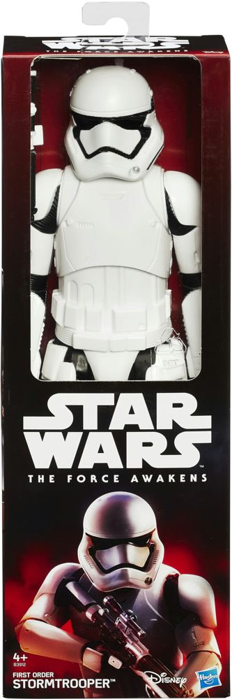 STORMTROOPER FIGURA STAR WARS