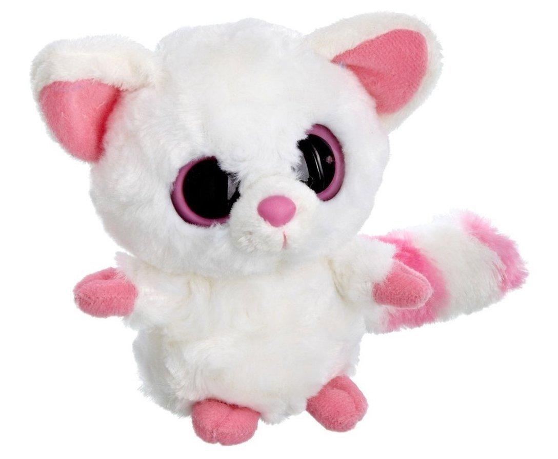 Apex - Muñeco de peluche con ojos grandes, 14 cm