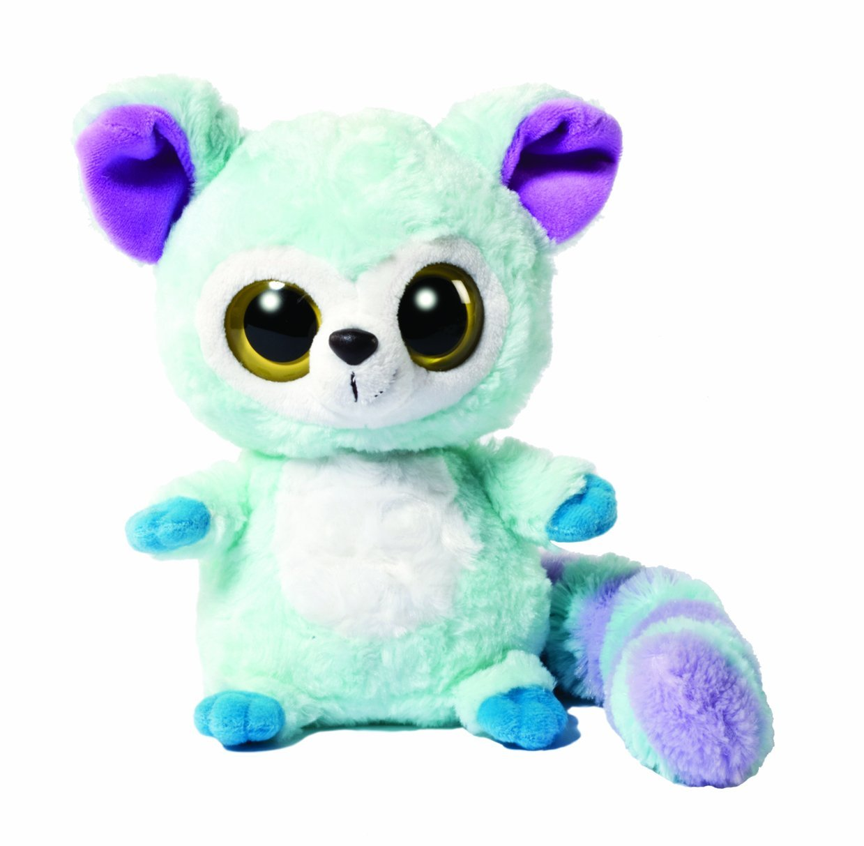 YooHoo & Friends - Tarsier, peluche, 18 cm (Aurora World 12980)