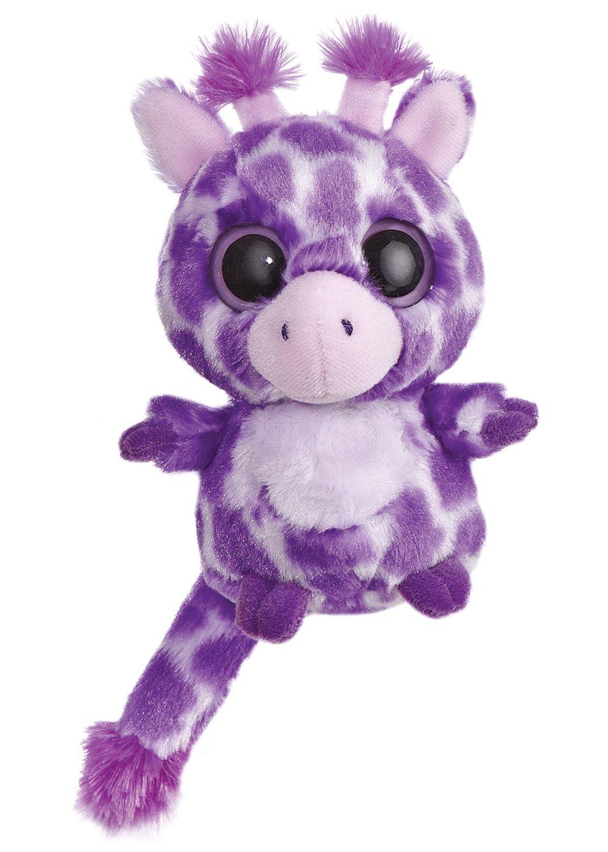 YooHoo & Friends - Topsee Giraffe, peluche, 13 cm (Aurora World 60215)