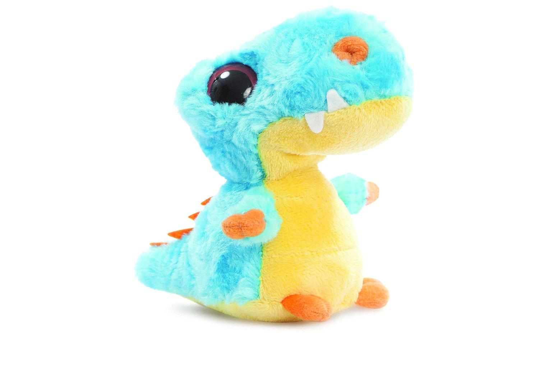 YooHoo & Friends - Dino T-Rex, peluche, 13 cm (Aurora World 60270)