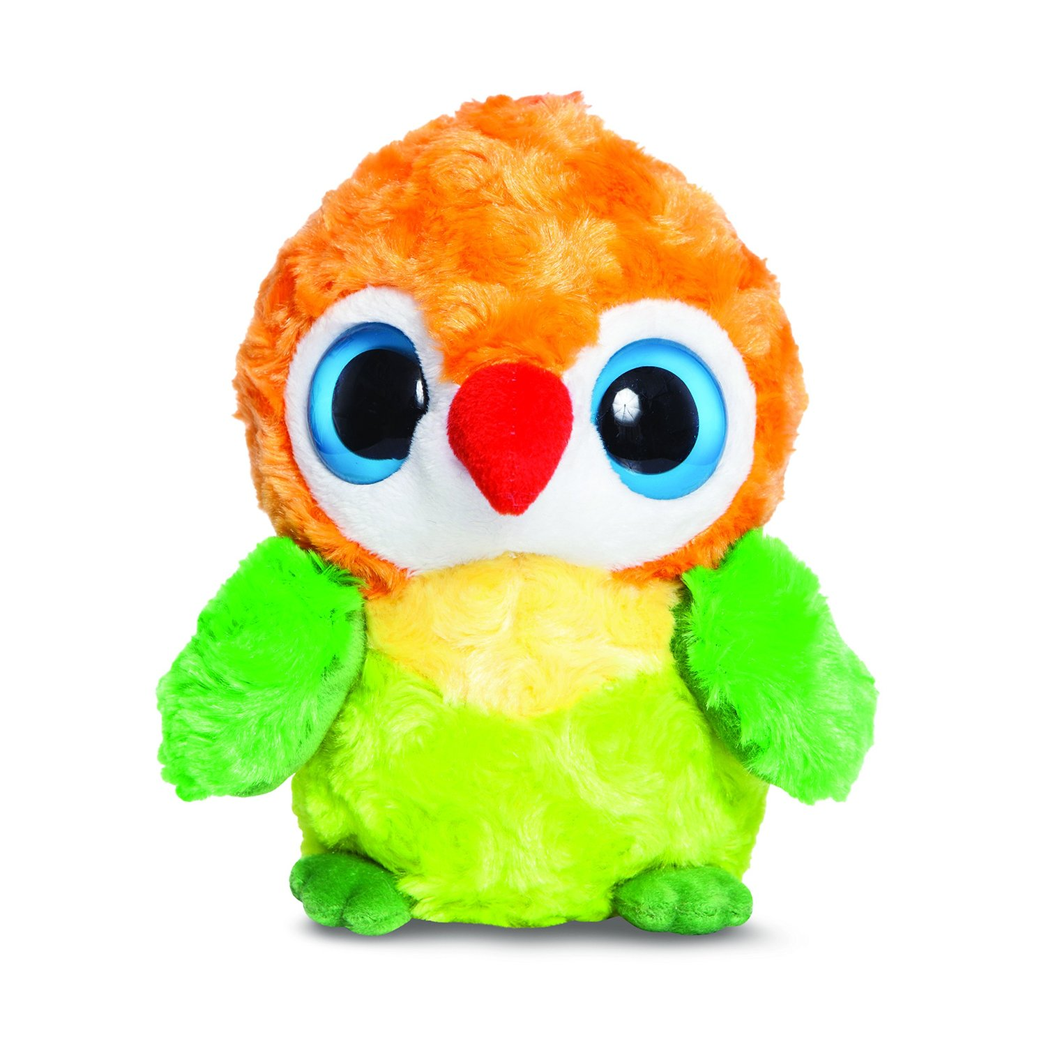 YooHoo & Friends - Love Bird, peluche, 13 cm (Aurora World 60375)