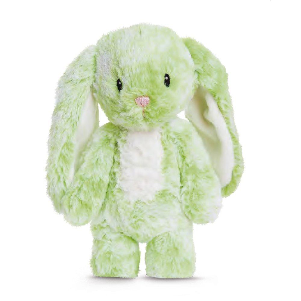 Smitties - Conejo de peluche verde