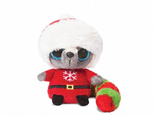 Aurora YooHoo & Friends Christmas felpa rellenó el juguete de regalo Animal: Cuerpo: 73,877 Yoohoo W