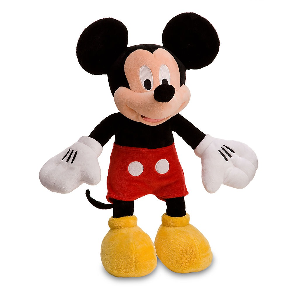 Mickey Mouse - Peluche 50 CM. 30 CM.