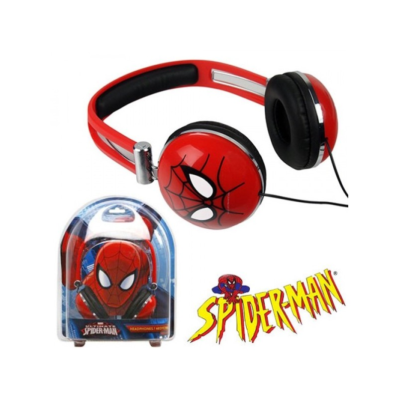 Auriculares Spiderman