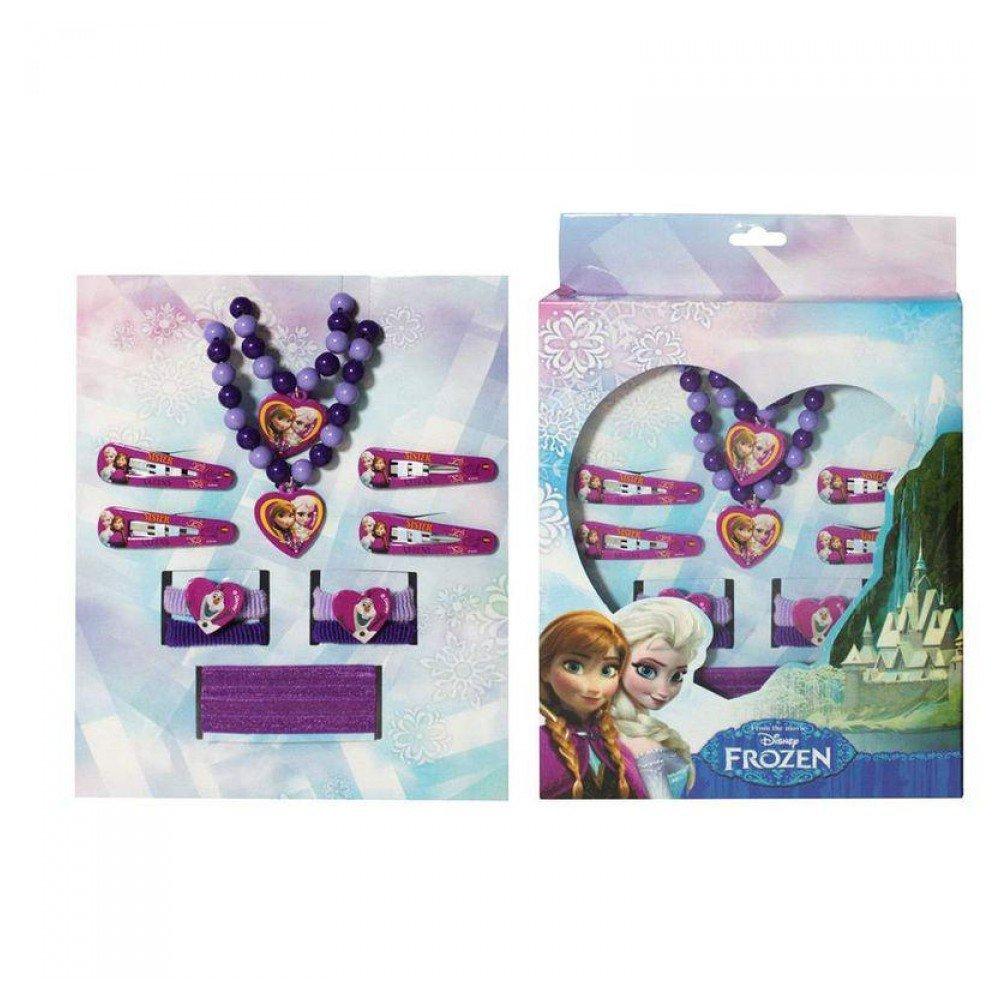 Set 10 accesorios de belleza de Frozen