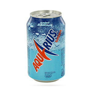 AQUARIUS NARANJA 330ml