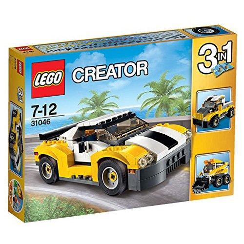 DEPORTIVO/CAMION/ESCAVADORA  -3 EN 1 DE LEGO