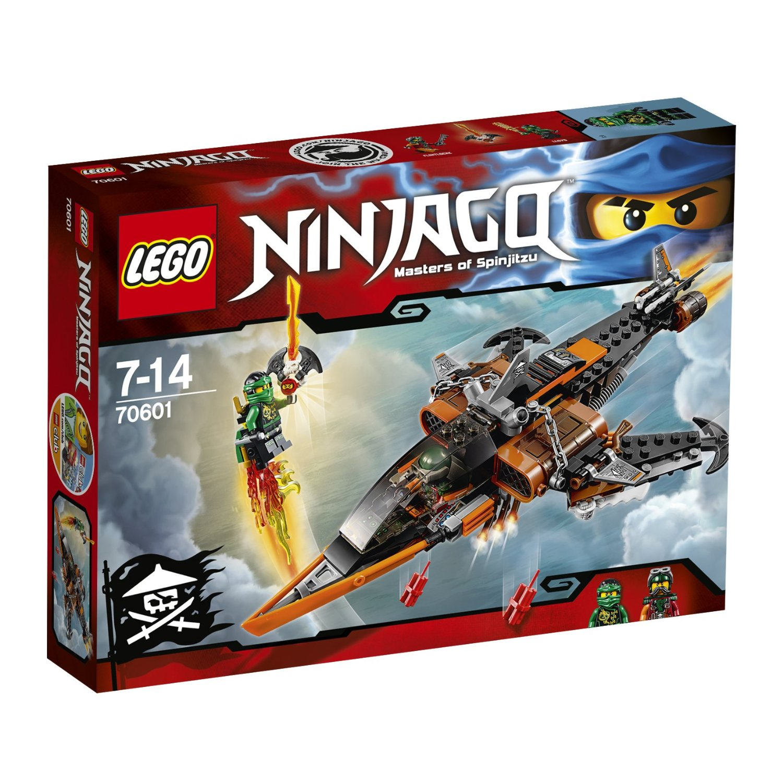 LEGO - Tiburón aéreo