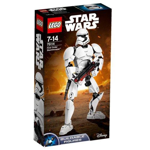 FIRST ORDER STORMTROOPER LEGO STAR