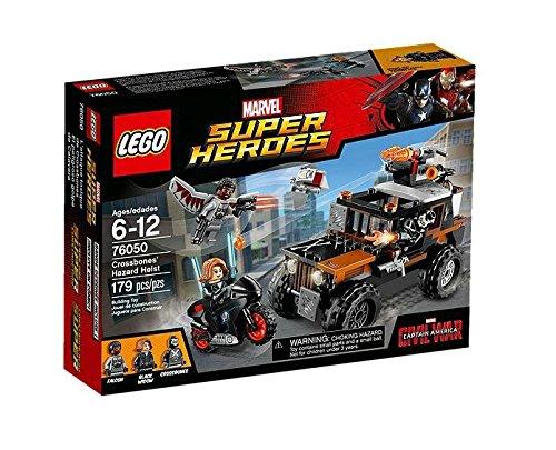LEGO Super Heroes - Set El peligroso golpe de Calavera