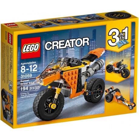 LEGO CREATOR 31059 GRAN MOTO CALLEJERA