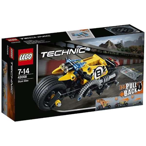 MOTO ACROBATICA LEGO TECHNIC