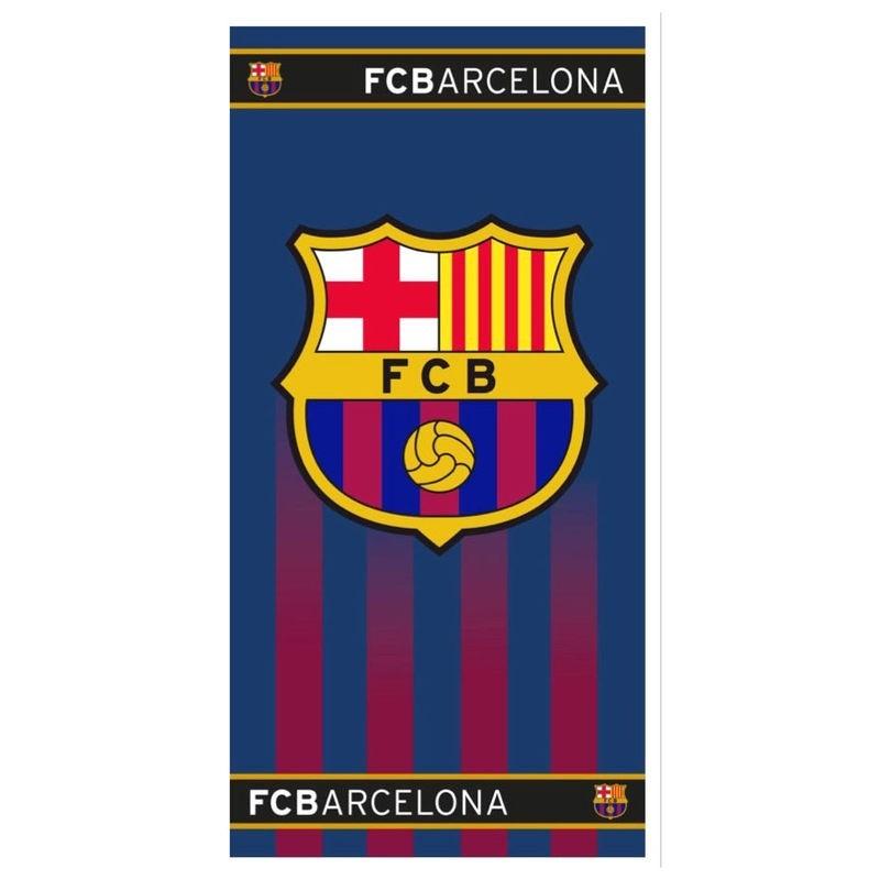 TOALLA FC BARCELONA