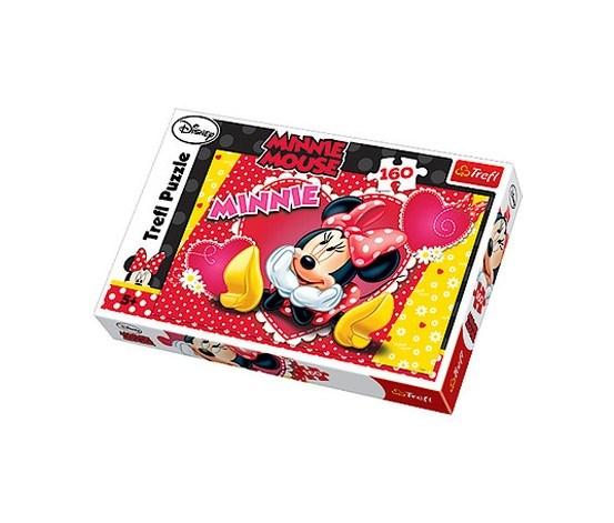 Puzzle Disney Minnie de 160 piezas