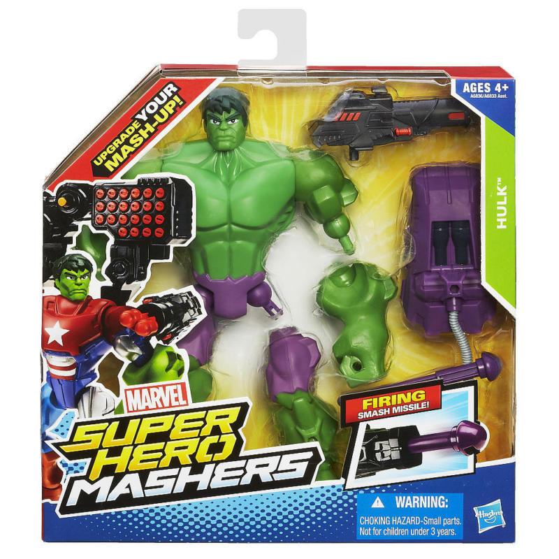 SUPER HEROE MASHERS HULK