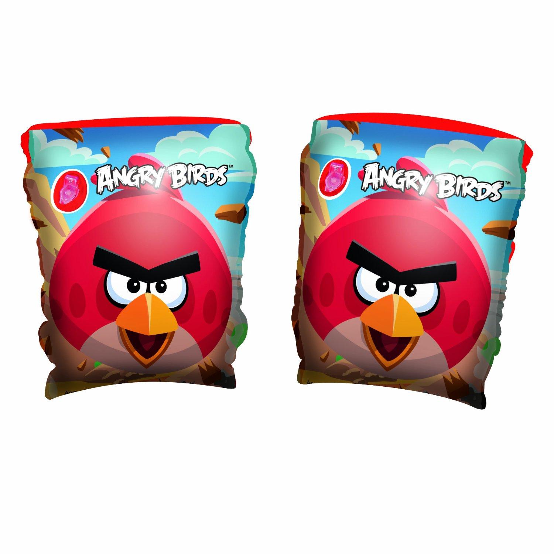 Manguitos Angry Birds 23X15Cm