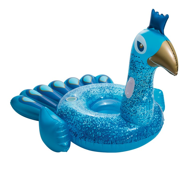 PAVO REAL BONITO HINCHABLE