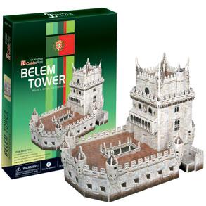 **OFERTA** PUZZLE 3D - BELEM TOWER