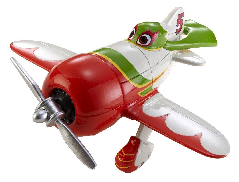 Planes - Avión básico El Chupacabra