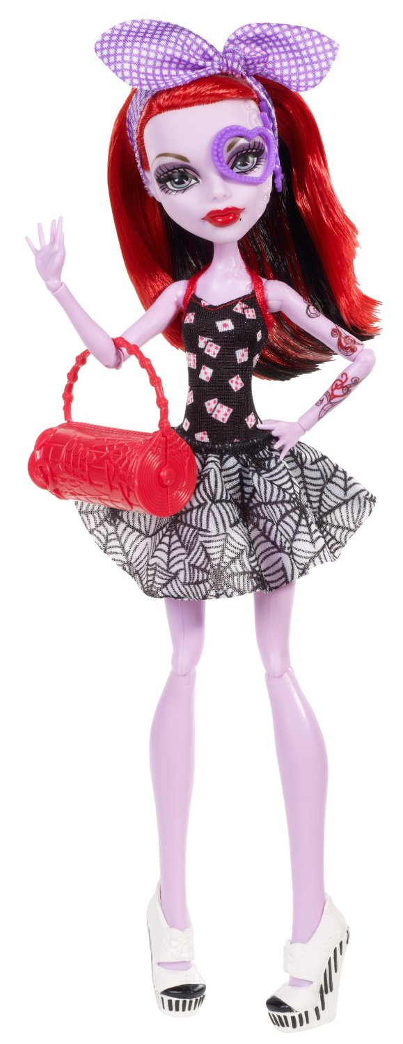 Monster High - Muñeca monstruo baile: Operetta