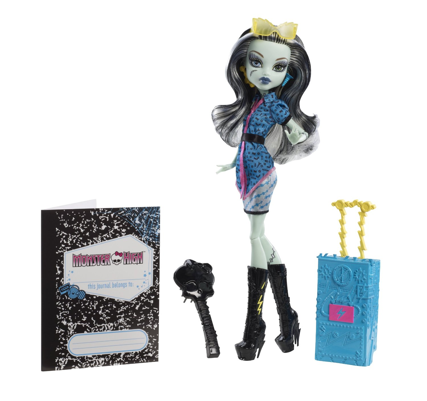 Muñeca Monster High - Scaris Deluxe Frankie Stein