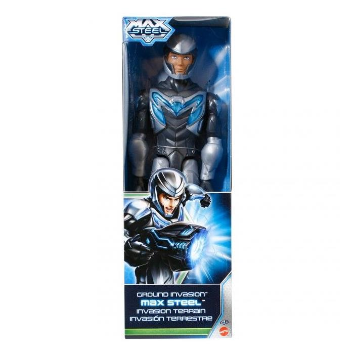 MAX STEEL INVASION TERRESTRE