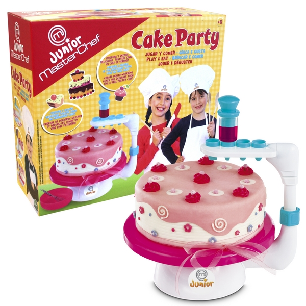 CAKE PARTY MASTERCHEF JUNIOR