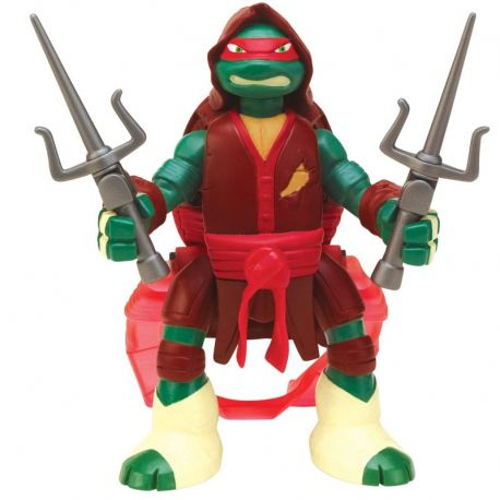 FIGURA TORTUGAS NINJA BATTLE&THROW