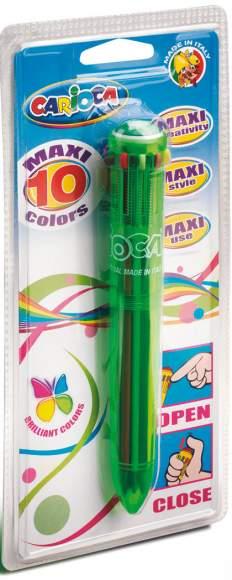 Bolígrafo de 10 colores
