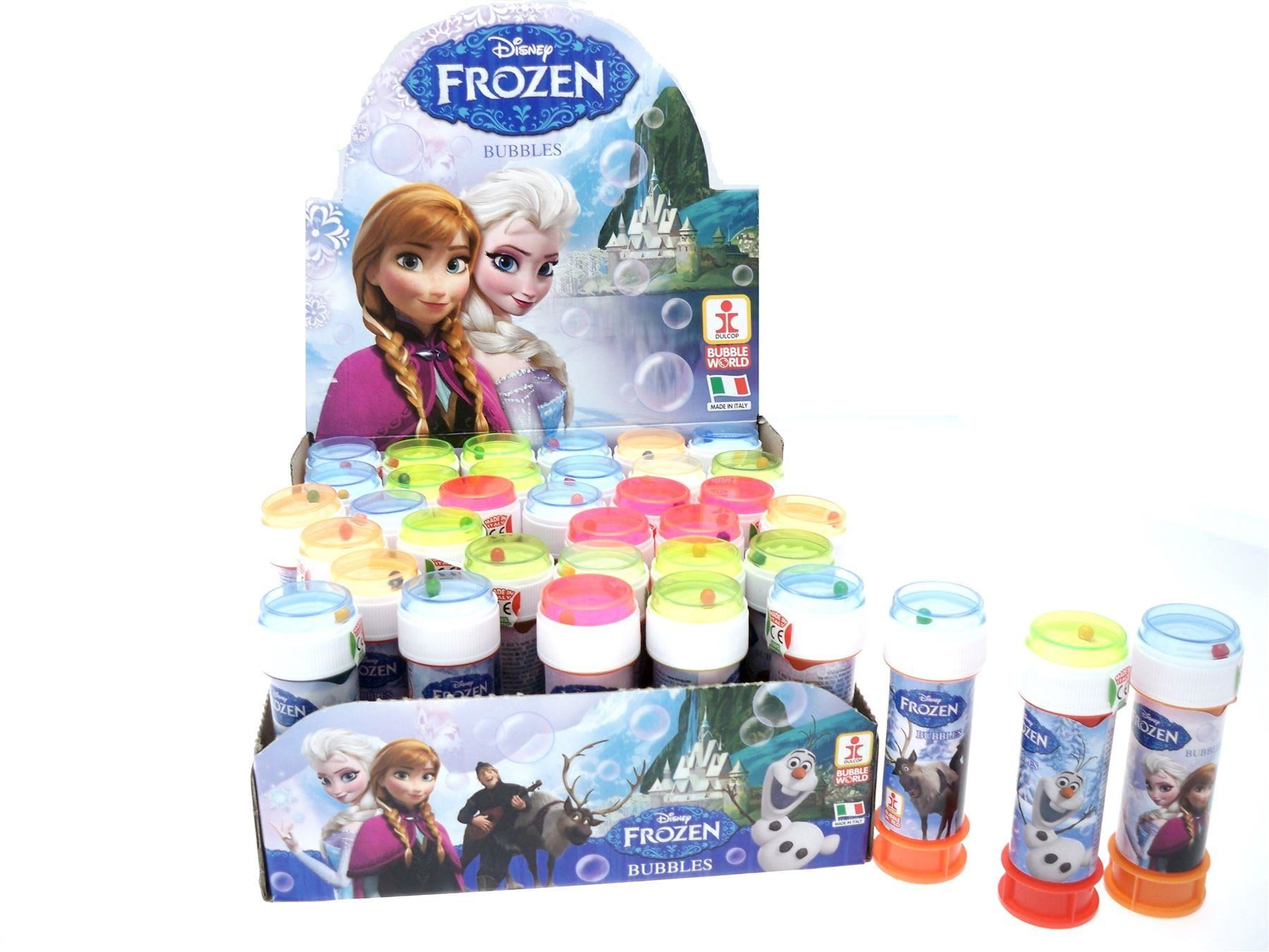 BUBBLES FROZEN 60ml
