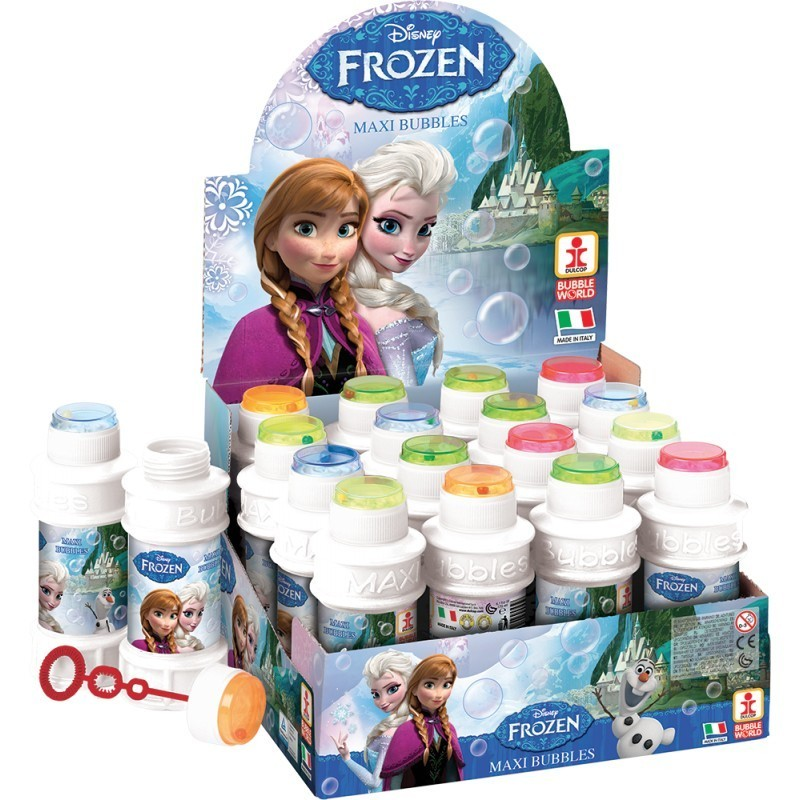 MAXI BUBBLES FROZEN 750ml