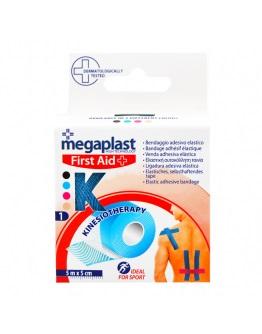 Vendaje adhesivo elástico 5cmx5mt