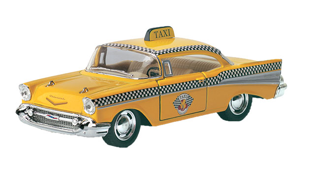 CHEVROLET BEL AIR TAXI
