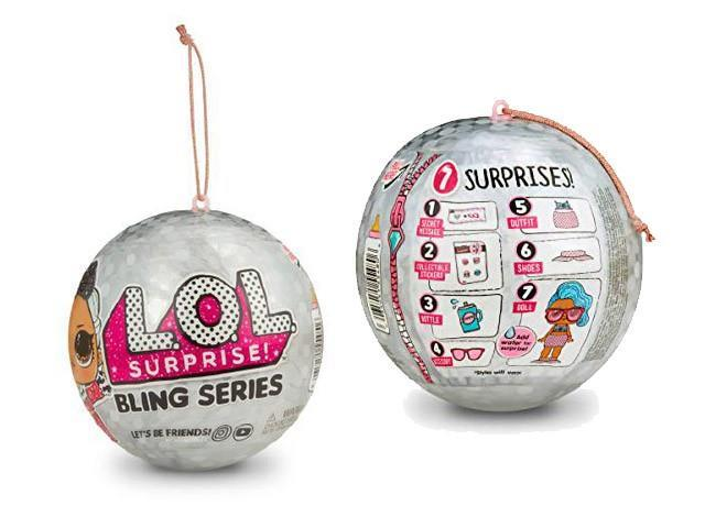LOL SURPRISE SERIE BLING