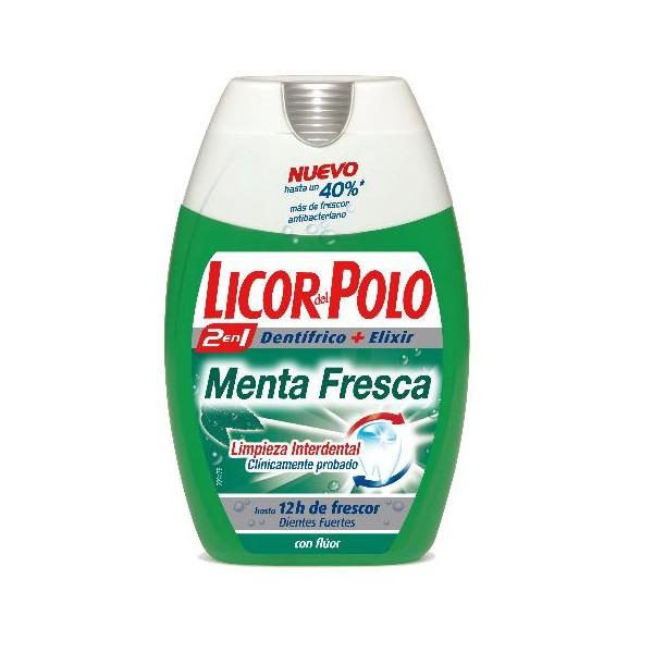 DETIFRICO MENTA FRESCA 2en1 75ml