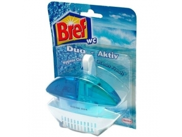 BREF DUO WC POWER GEL DESINFECION-ANTICA
