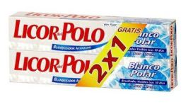 LICOR DEL POLO BLANCO POLAR 2x1